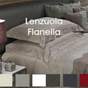 Lenzuola Flanella